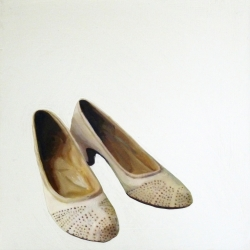 EM Vincent - Pretty White Pumps