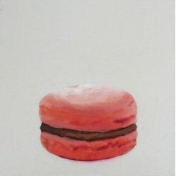 Erin Vincent - Strawberry Macaron