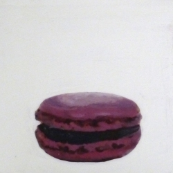 Erin Vincent - Very Blackberry Macaron