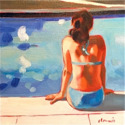 Elizabeth Lennie - The Pool Series 6