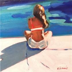 Elizabeth Lennie - The Pool Series 7