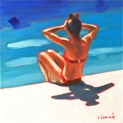 Elizabeth Lennie - The Pool Series 8