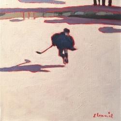 Elizabeth Lennie - Pond Hockey 16