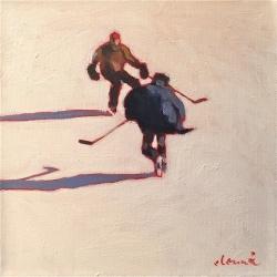 Elizabeth Lennie - Pond Hockey 22