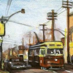 Kelly Grace - Vintage Streetcar 2