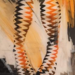 Agnieszka Foltyn - Stockings (orange)