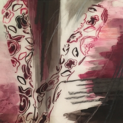 Agnieszka Foltyn - Stockings (red)