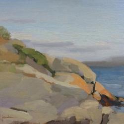 Maria  Josenhans - Caulfield Rocks