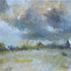 Masood Omer - Land and Sky 1
