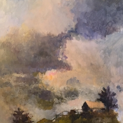 Masood Omer - Land and Sky 3