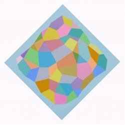 Kristofir  Dean  - Pastel Cluster