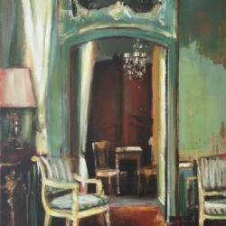 Hanna Ruminski - Walls with Venetian Velvet