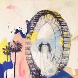 Danielle Hession - Santa Monica Pier