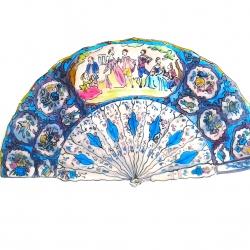 Jennifer Wardle - Blue Fan