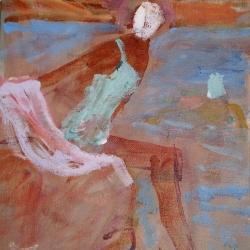 Susan McLean Woodburn - Bathers in June