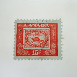 Erin Vincent - Canadian Stamp