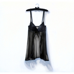 Dorion Scott - Untitled (Black Slip)