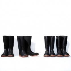 Dorion Scott - Untitled (Rain Boots)