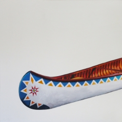 Erin Vincent - Wood Canoe