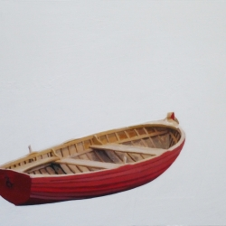 Erin Vincent - Red Row Boat