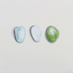Rita Vindedzis - Beach Glass