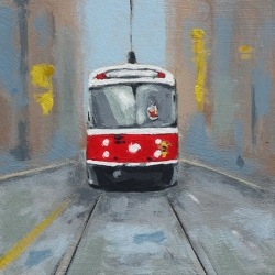 Rita Vindedzis - Street Car