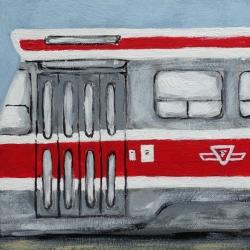 Rita Vindedzis - West Bound Car