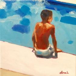 Elizabeth Lennie - Lap Pool