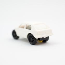 Jordan Nahmias - White Car No. 4