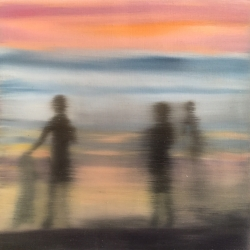 Shannon  Dickie  - Sunset at the Beach #5