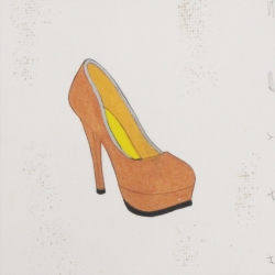 Christopher Hayes - Gold Heels