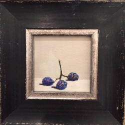 Nancy Kembry - Time and Again #1 (blackberries)
