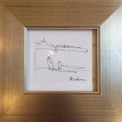 Susan McLean Woodburn - Cottage Day 1