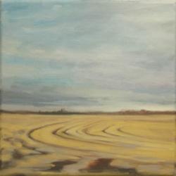 Emily Bickell - Sunlit Field