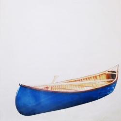 Erin Vincent - Blue Canoe