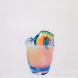 Erin Vincent - Peach Drink
