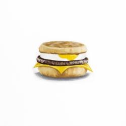Erin Rothstein - Tasting Room - Breakfast Sandwich