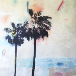 Danielle Hession - Peaceful Palms