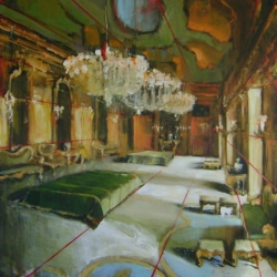 Hanna Ruminski - Sicilian Mirrored Ballroom