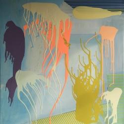Shawn Skeir - Abstract - Orange