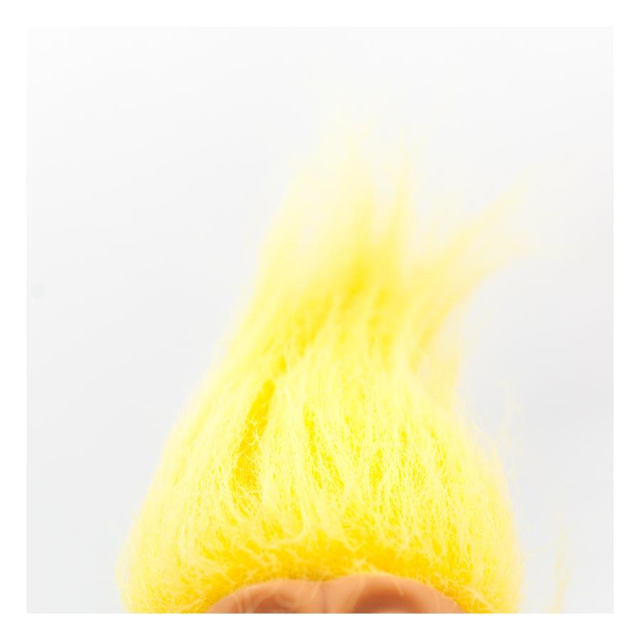 Yellow Troll by Jordan Nahmias