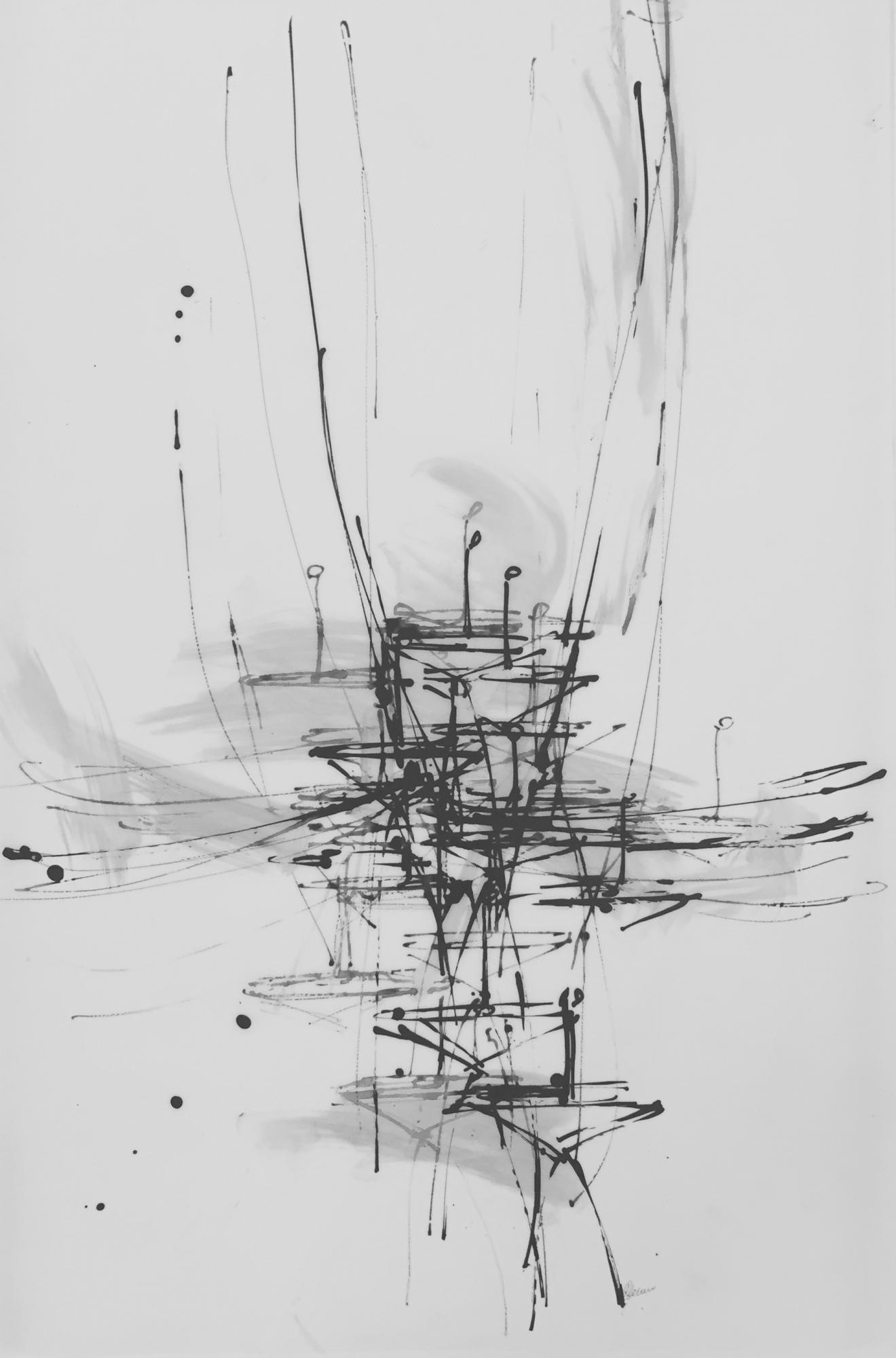 Chandelier 5 2016  by Daniel Schneider