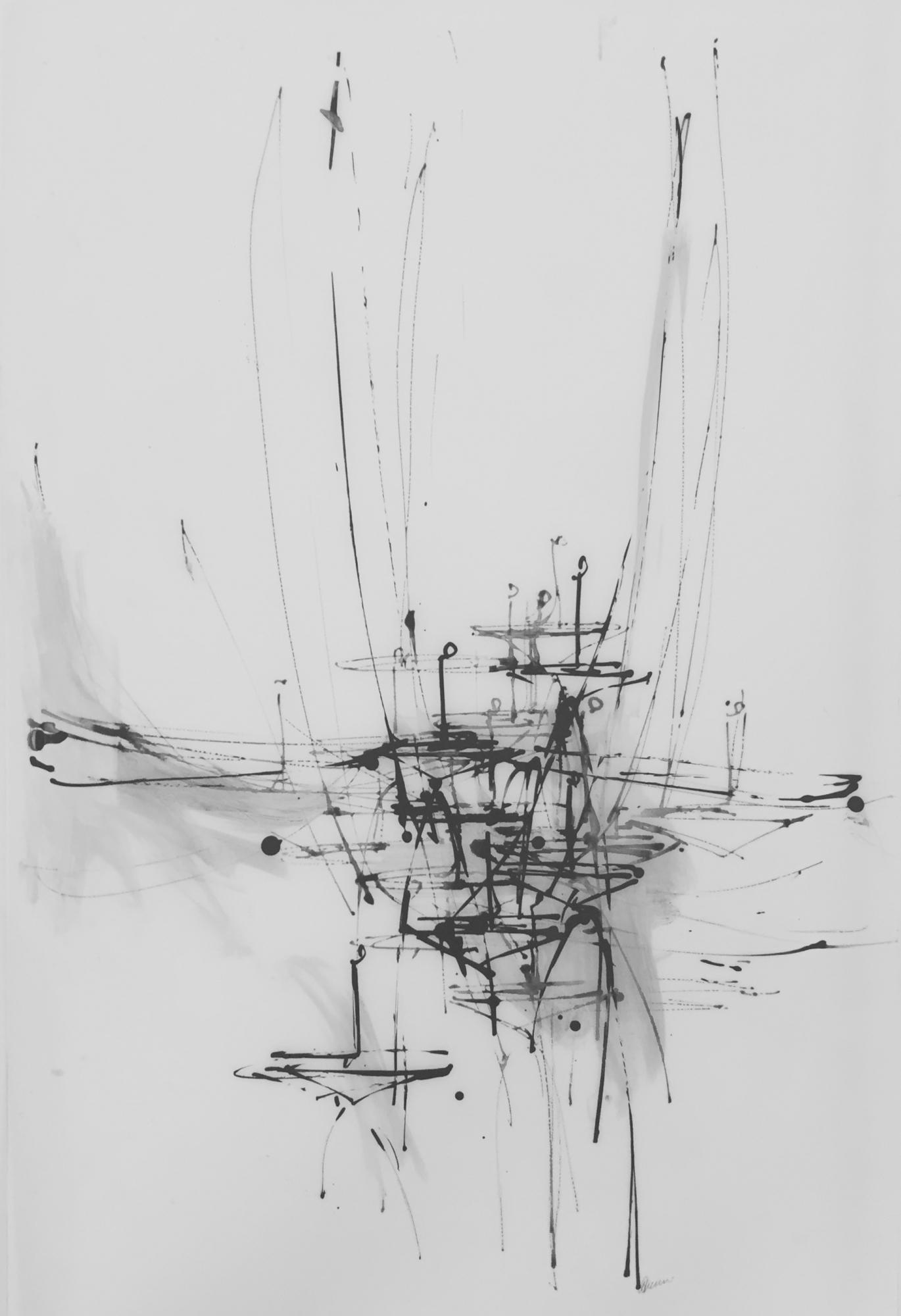 Chandelier 3 2016 by Daniel Schneider
