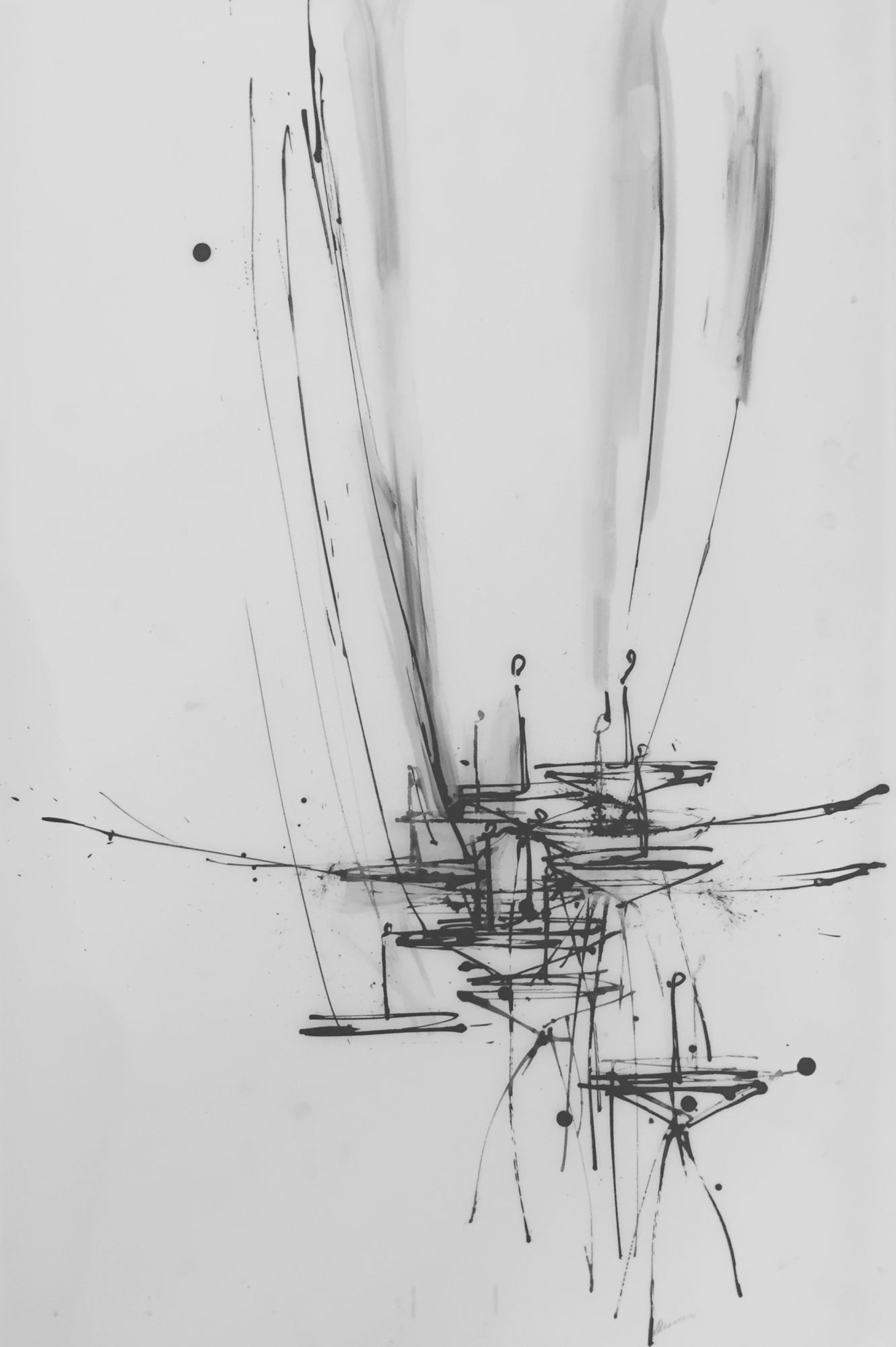 Chandelier 4 2016 by Daniel Schneider