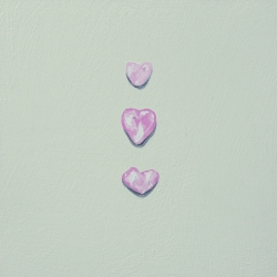 Rita Vindedzis - Sea Glass Pinks