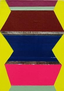 Zag Small 1 by Janine Miedzik