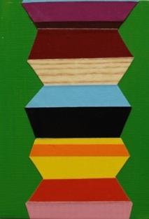 Zag Small 3 by Janine Miedzik
