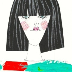 Diane Lingenfelter - Paint Palette Scarf