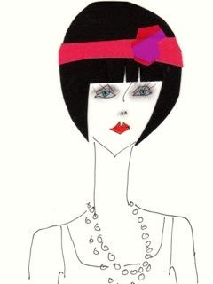 Overlook Debutante  by Diane Lingenfelter