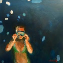 Elizabeth Lennie - Cleaning the Mask